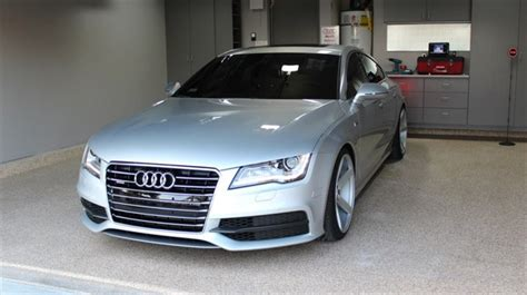 Audi A7 Modification by Honpowered 2012 Audi A7 Specs Photos Modification Info