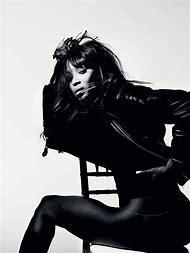 Nick Knight Naomi Campbell