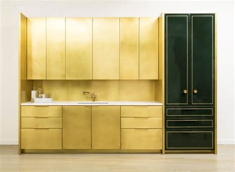 custom kitchen design amuneal magnetic shielding custom fabrication brass