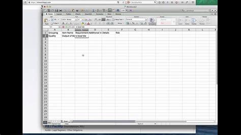 create  company template  audit  inspect