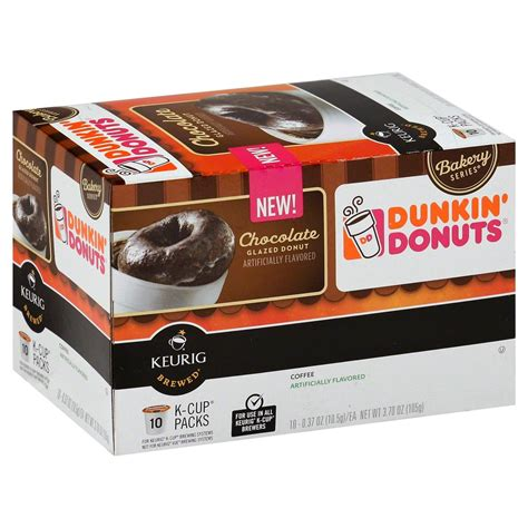 We are delighted to serve singapore since 2009 with the launch of our first store at ion orchard, followed by many more across the lion city. Dunkin' Donuts Bakery Series Chocolate Glazed Donut K-Cup ...