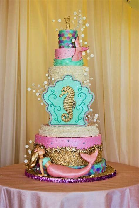 kara 39 s party ideas littlest mermaid 1st birthday party kara 39 s party ideas mermaid the sea 1st birthday