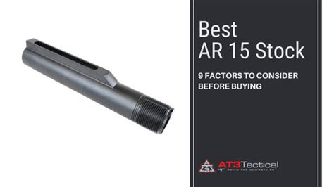 Which Is Better Mil Spec Or Commercial Buffer Tubes At3