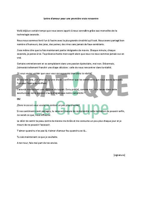 cuisine signature lettre d 39 amour pour une première vraie rencontre pratique fr
