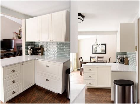 white ikea cabinets ikea kitchen renovation white bodbyn cabinets west