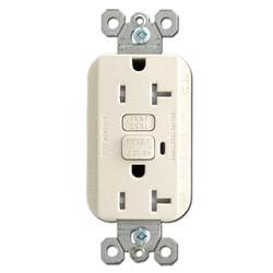 GFCI Light Switch and Outlet Receptacle