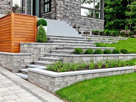 retaining walls affordable paving and masonry