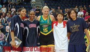 2006 USA Basketball Women's Senior National Team - Spring ...