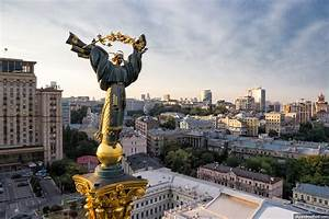 Restored Independence Square – the heart of Ukrainian ...
