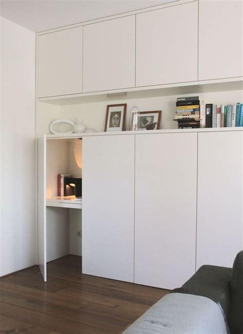 bureau petit espace inspiration diy un bureau escamotable pour petits