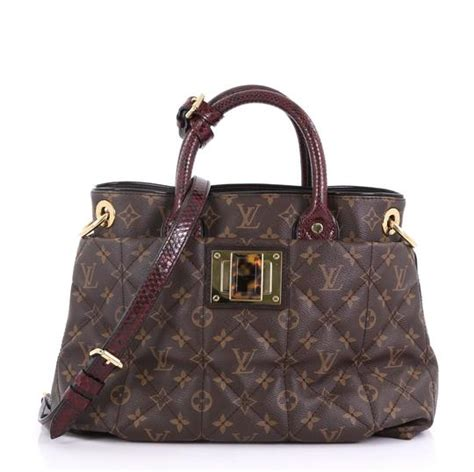 louis vuitton etoile limited edition exotique handbag
