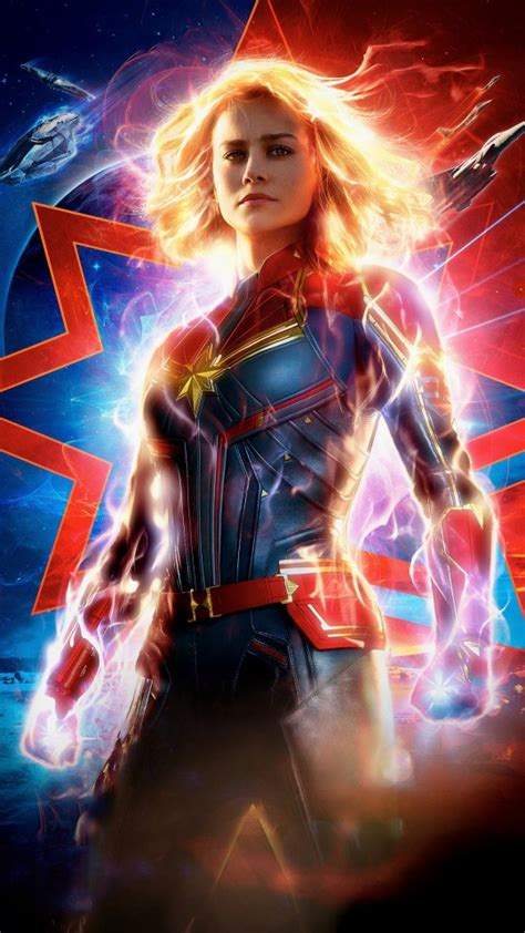 Captain Marvel 2019 4k Wallpapers Hd Wallpapers Id 26844