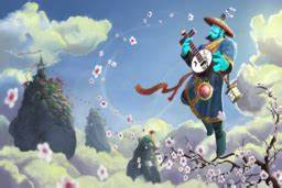 Blossoming Harmony Loading Screen - Dota 2 Wiki