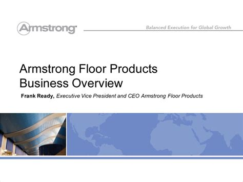 armstrong flooring revenue logo