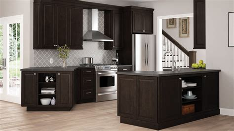 Bath And Kitchen Cabinets by Gretna Bath Cabinets In Espresso Kitchen The Home Depot