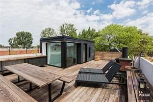 la terrasse sur le toit andre dumont conseils With faire une terrasse sur un toit
