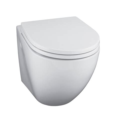 wc ideal standard ideal standard white wall hung wc pan horizontal outlet