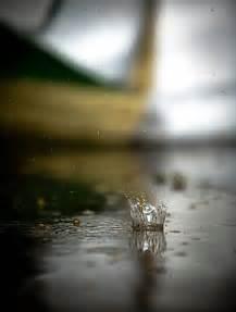 Rain City Street Photography