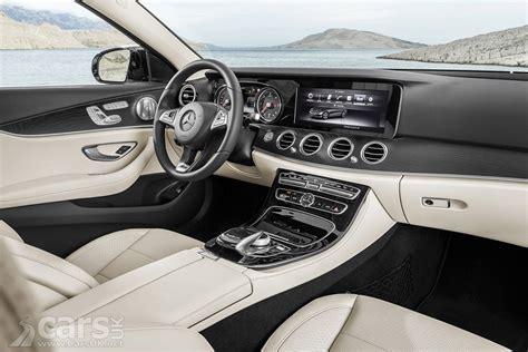 mercedes e class interior 2016 mercedes e class official details and specs