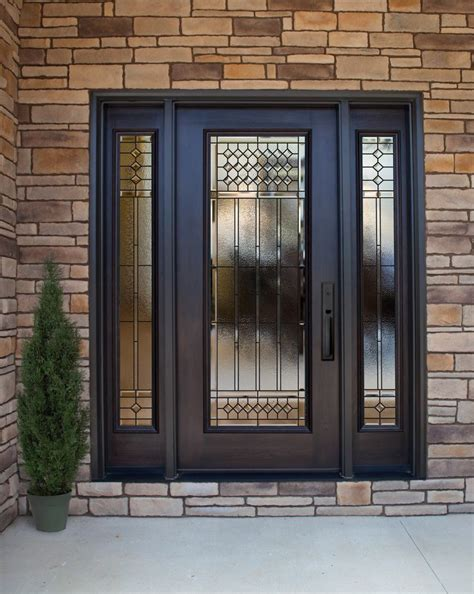 Glass Entry Doors For Home by 17 Best Images About Provia Doors On Privacy