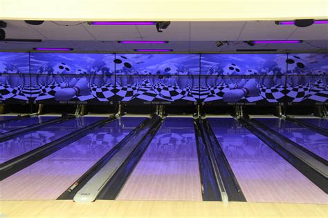 franklin bowling center hpl synthetic lanes qubica
