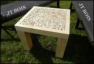 Table Basse En Bois Flotté : table basse ext rieur int rieur ~ Preciouscoupons.com Idées de Décoration