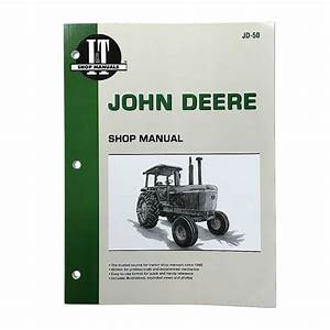 I  U0026 T Shop Service Manual Jd50