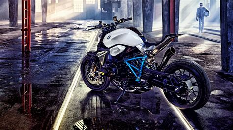 Wallpaper Bmw Concept Roadster, Bmw Motorrad, Automotive