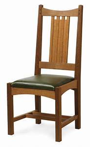 Arts and Crafts Dining Chair - FineWoodworking