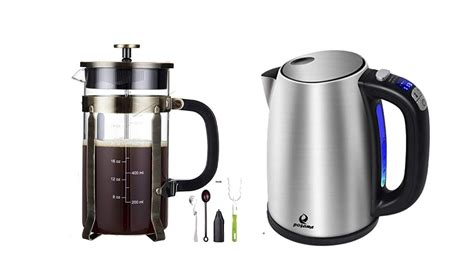 kettle electric press french coffee jack steaming elite quick scalfani cooking