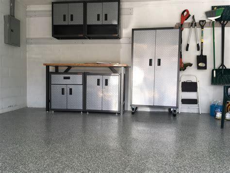 assembled kitchen cabinets garage floor cabinets garage revolution 1370
