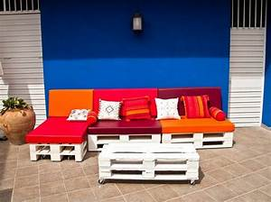 Matratzen Für Paletten Sofa : sofa aus paletten eine perfekte vollendung des interieurs ~ A.2002-acura-tl-radio.info Haus und Dekorationen