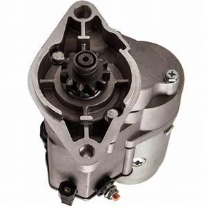 Starter Motor For Toyota Hilux Ln86 Ln165 Ln106 107 2 8l 3