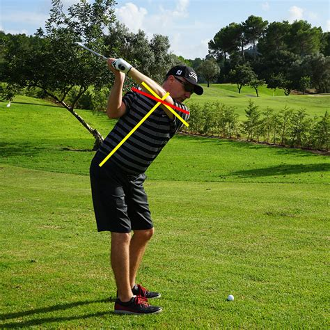 the golf swing golf swing drill 308 backswing how to feel the correct