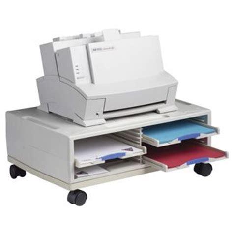 under desk printer cart printer cart to slide under desk if needed