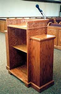 Used Church Pulpit Furniture