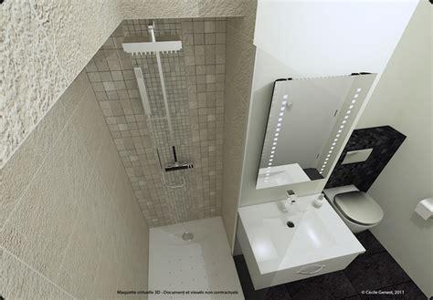 image pour salle de bain 2 3d projet deco projets 3d de salles de bain de style kirafes