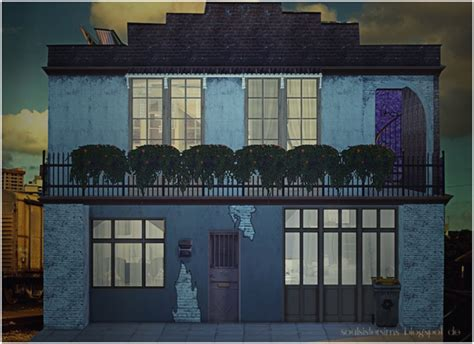 Lullaby House At Soulsistersims » Sims 4 Updates