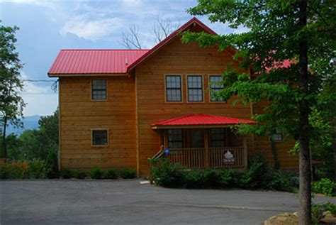 timber top cabins sevierville vacation rentals cabin crown a