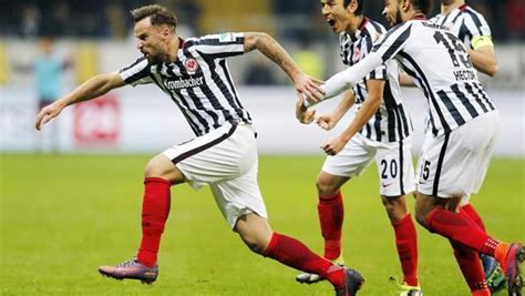 Çekişmeli geçen karşılaşmada eintracht frankfurt 87. Frankfurt Gegen Dortmund: Eintracht siegt gegen BVB