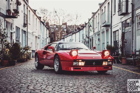 1985 Ferrari 288 Gto Set 1  Crankandpistoncom