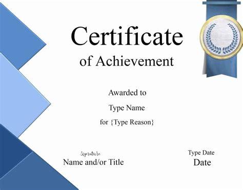 certificate template certificate templates