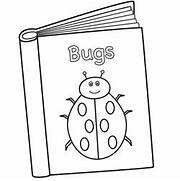 bugs book coloring pages