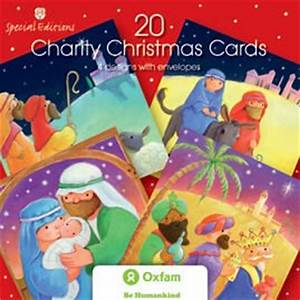 Oxfam Religious Charity Christmas Cards Religious Cute