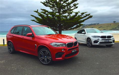 Review Bmw X5 M by 2015 Bmw X5 M And X6 M Review Caradvice