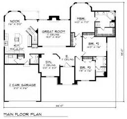 what is the standard height of kitchen cabinets traditional style house plan 3 beds 2 50 baths 2234 sq 2234