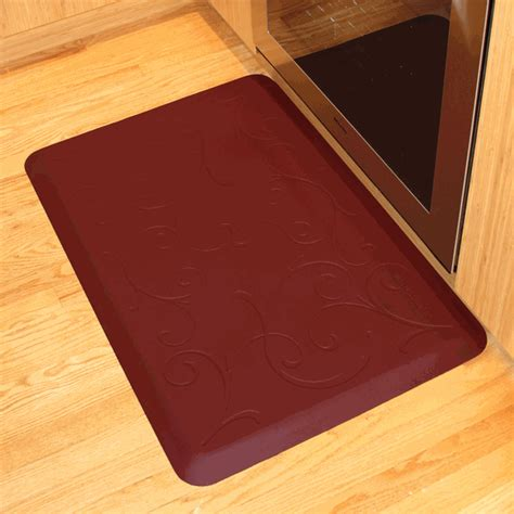 anti fatigue kitchen mats kitchen anti fatigue designer mats coco mats n more
