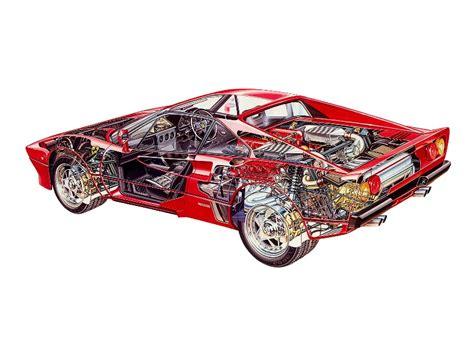 Ferrari 288 GTO engine F114 for sale