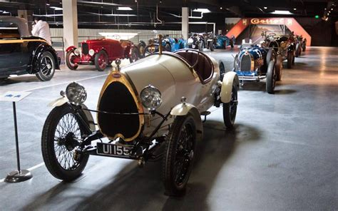 Descubre ofertas para château d'ermenonville; Celebrating the Bugatti clan at the Mullin Museum