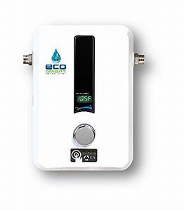 8 Best Electric Tankless Water Heater Reviews 2019
